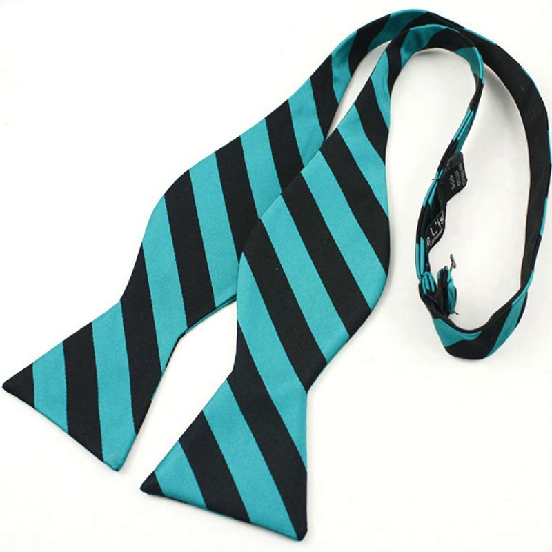 Classic Jacquard Woven Casual Bow Ties