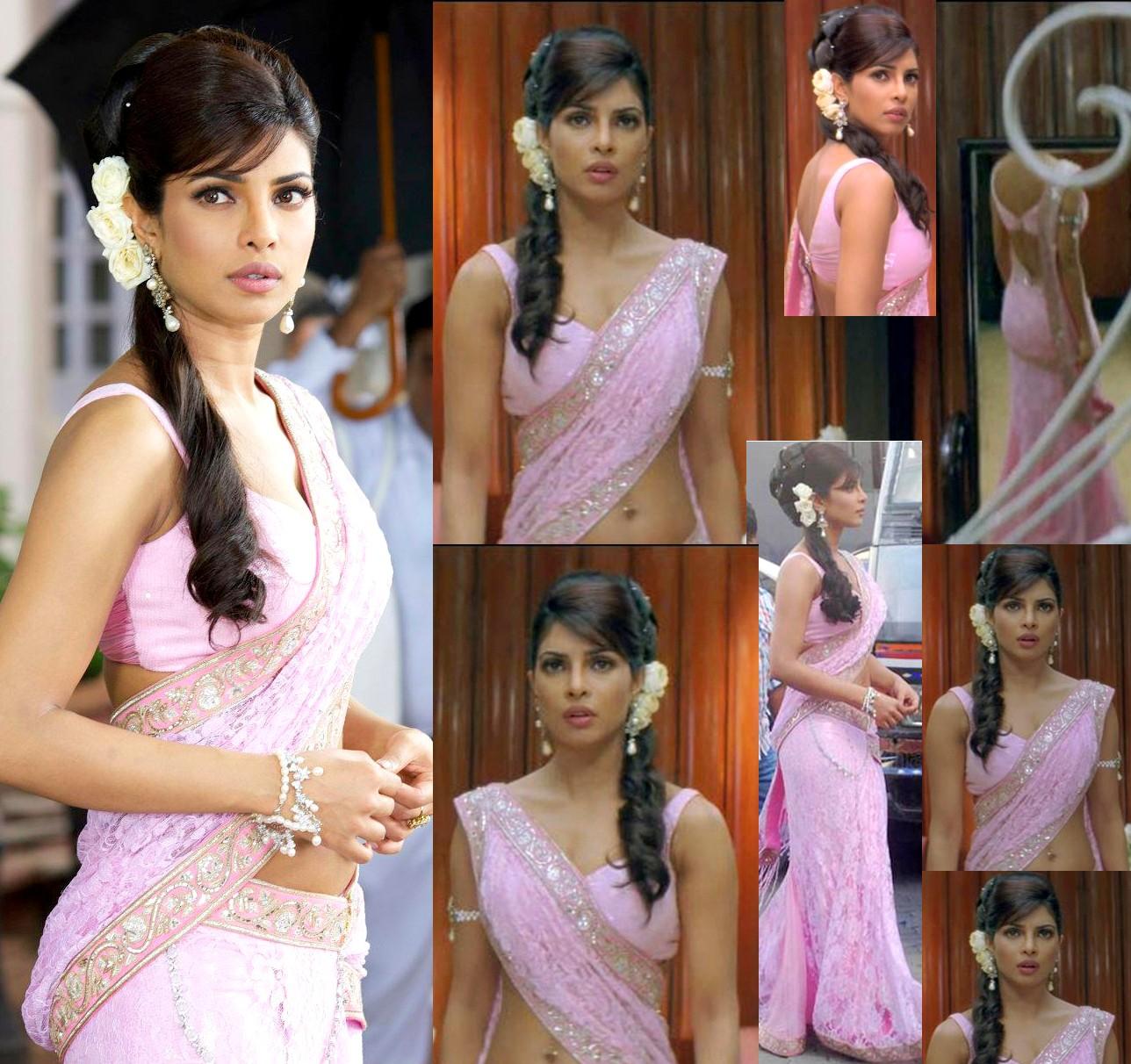 Designer Pink Net Stone Work Lehenga Saree