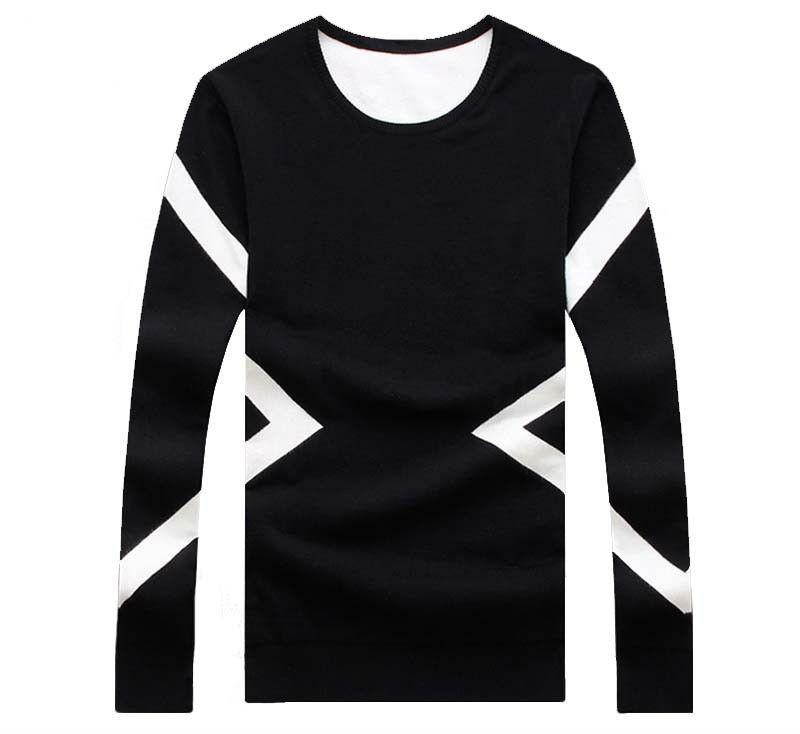 Geometric Design Mens Fashion Sweaters