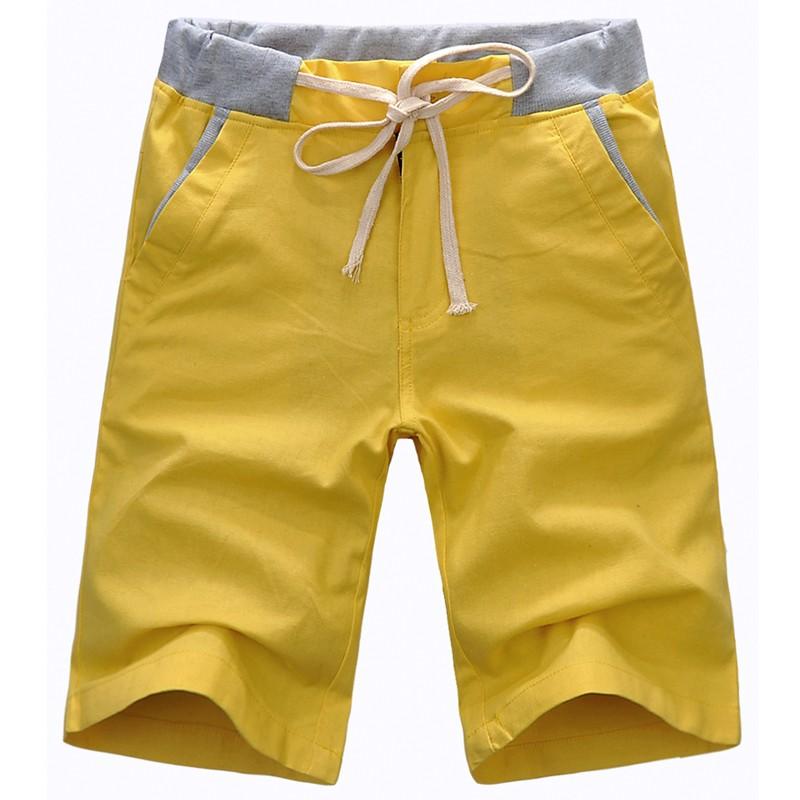Latest Mens Fashion Slim Fit Casual Shorts