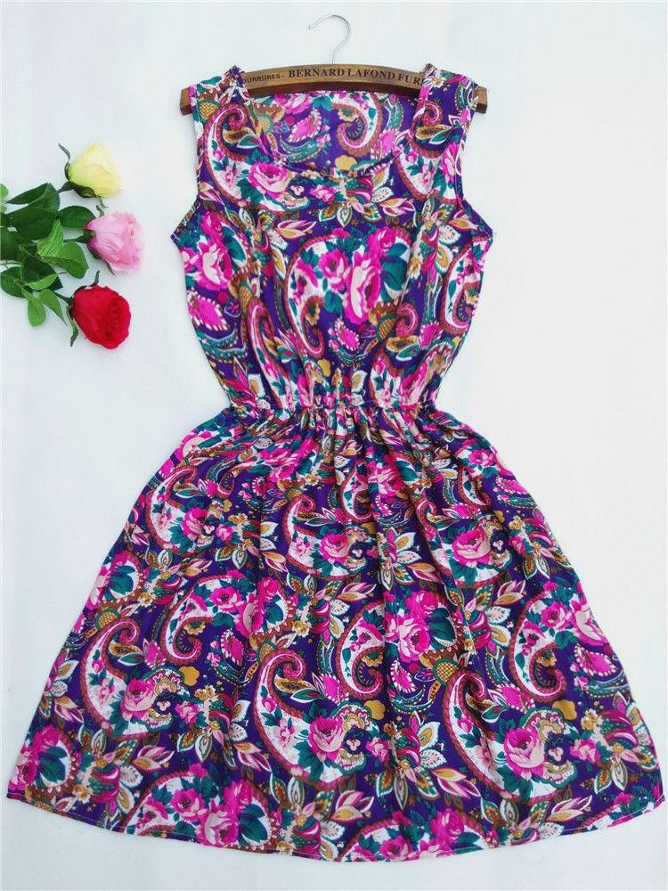 Latest Women Beautiful Printed Dresses