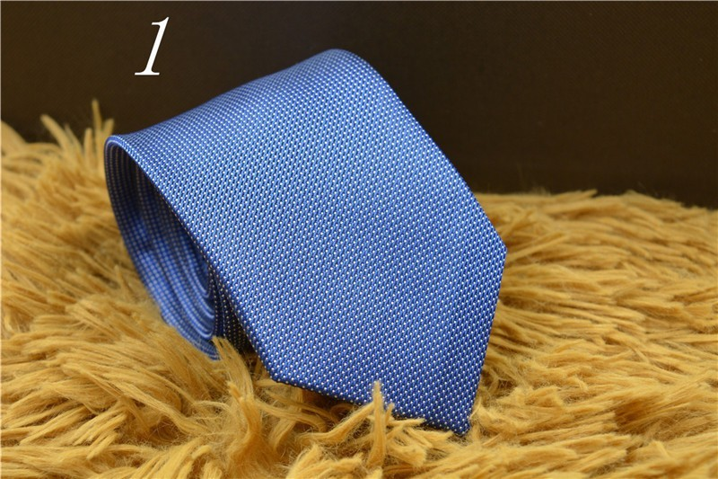 Luxury Mens Fashion Casual Silk Ties