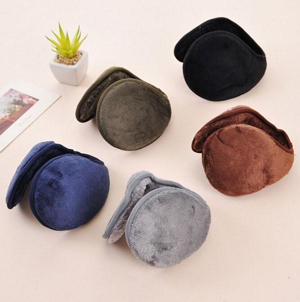 Men & Women Fleece Warmer Earmuffs