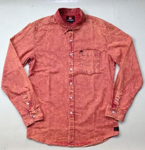 Mens 100% Cotton Long Sleeve Casual Shirts
