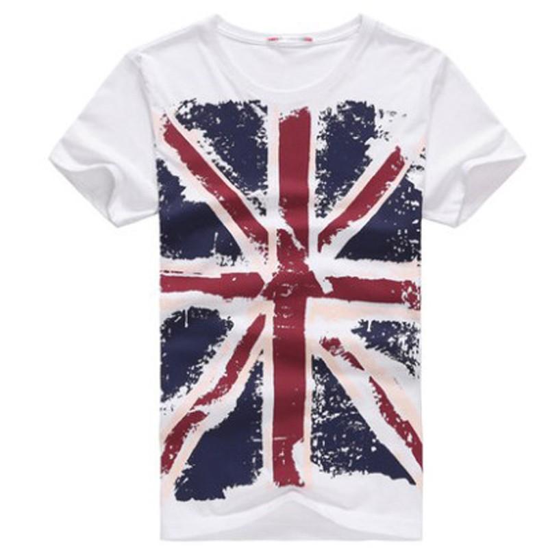 Mens 100% Cotton Slim Fit Casual Tshirts