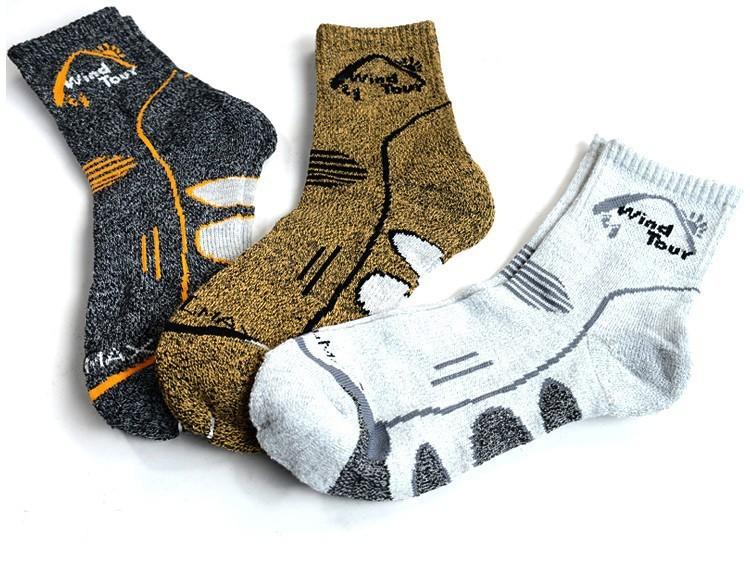 Mens Winter Thermal Sport Socks