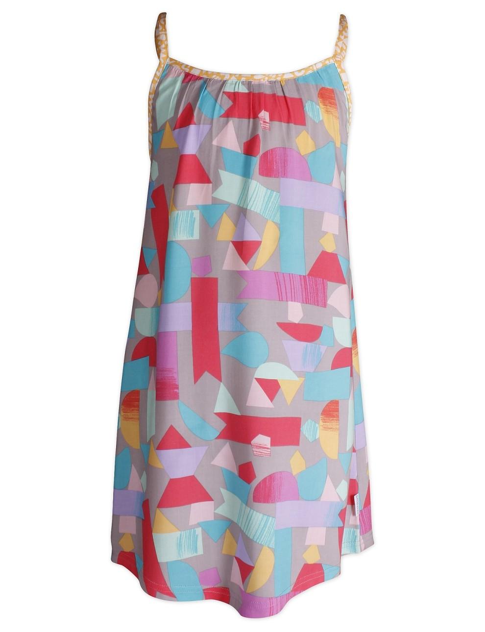 Modern Multicolored Printed Nightwear