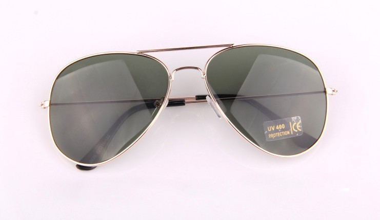 Multicolored Men & Women Mirrored Sunglasses