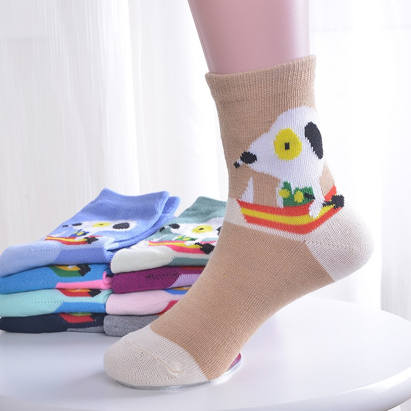 New Arrival Cartoon Warm Boys And Girls Socks
