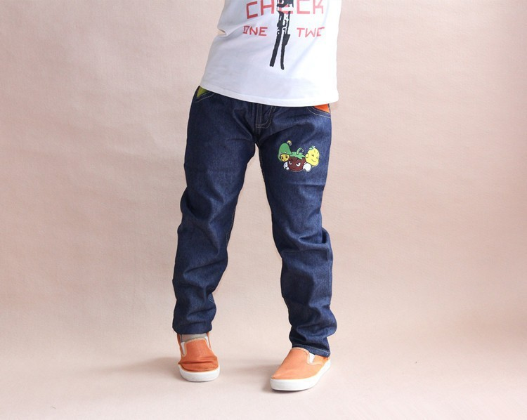 New Fashion Boys Blue Jeans