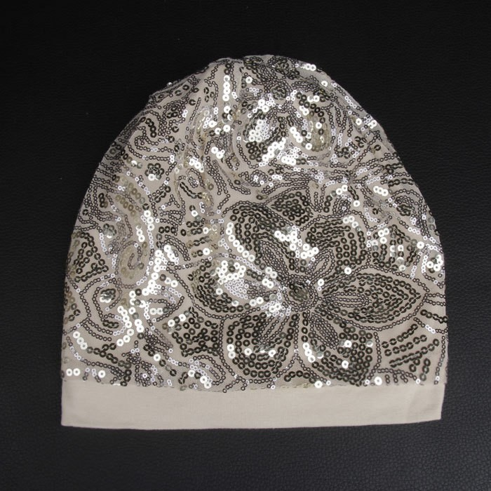 New Fashionable Sparkling Women Hats