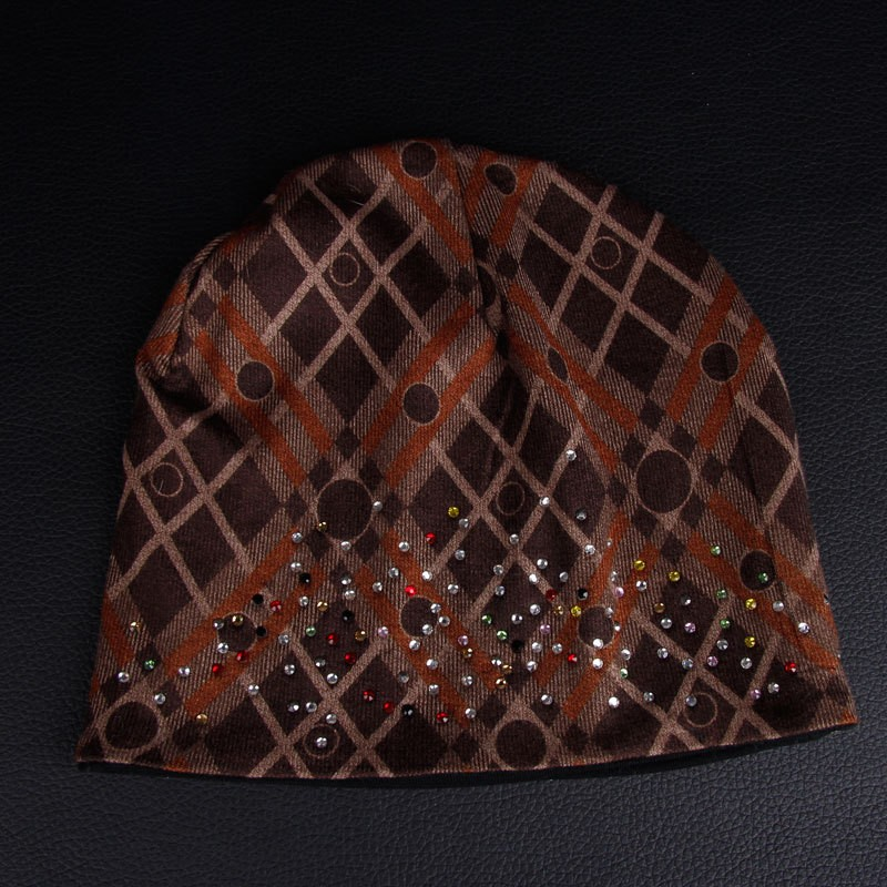 New Stacking Knitted Winter Casual Women Hats