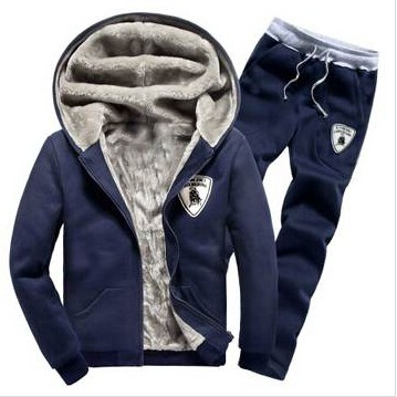 New Winter Casual Jacket & Pant Tracksuits