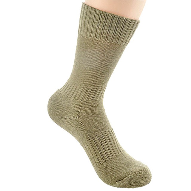 New Winter Military Mens Cotton Socks