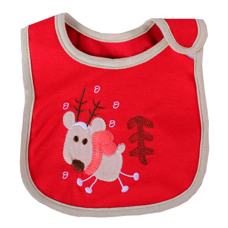 Newborn Baby Wear Multi Design Burp Cloths