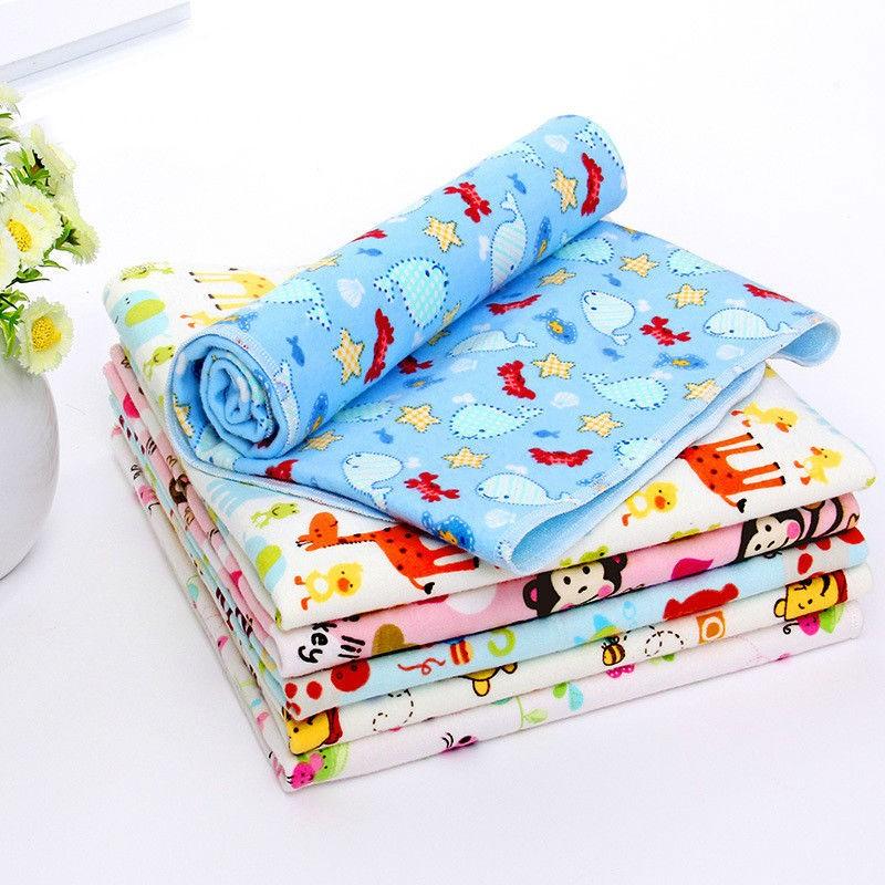 Reusable Infants Baby Diaper Changing Mats