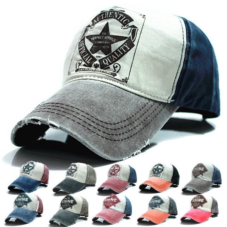 Stylish Cotton Baseball Caps