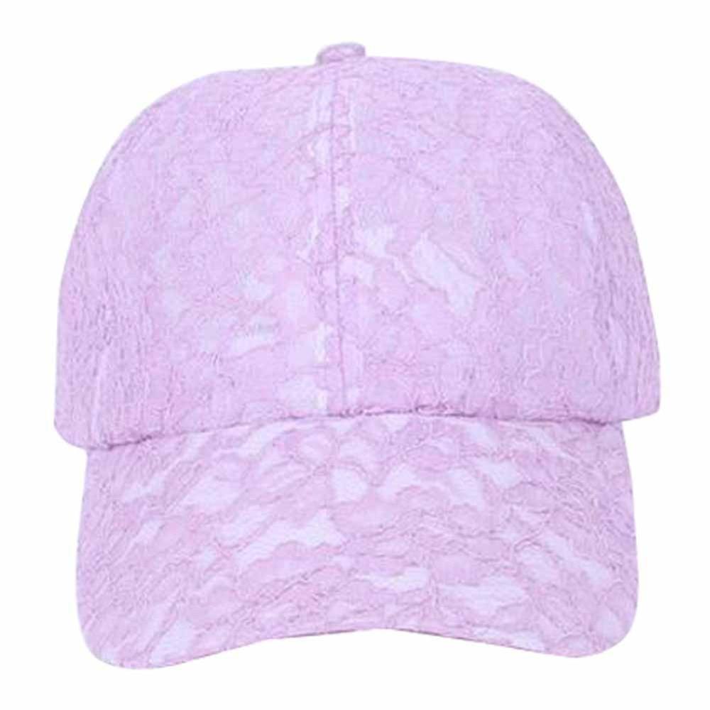 Stylish Womens Anti-UV Outdoor Sun Visor Cap