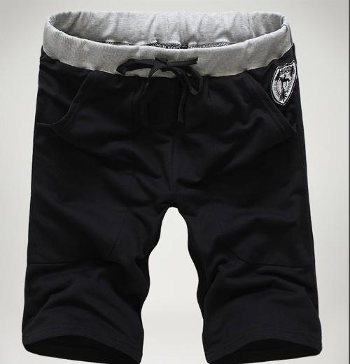 Super Quality Elastic Waist Casual Shorts