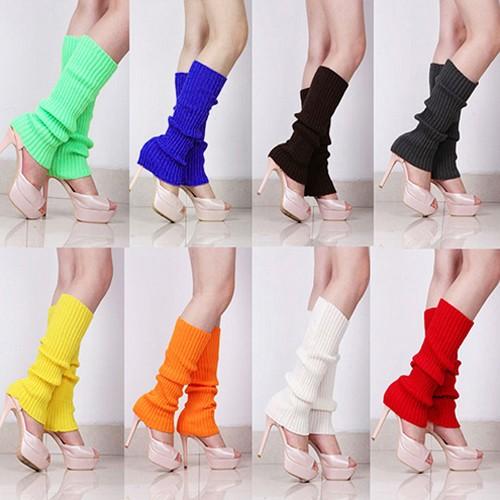 Women Knee High Winter Warmers Stockings