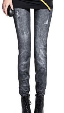 Womens Fashion Stretch Skinny Jeans