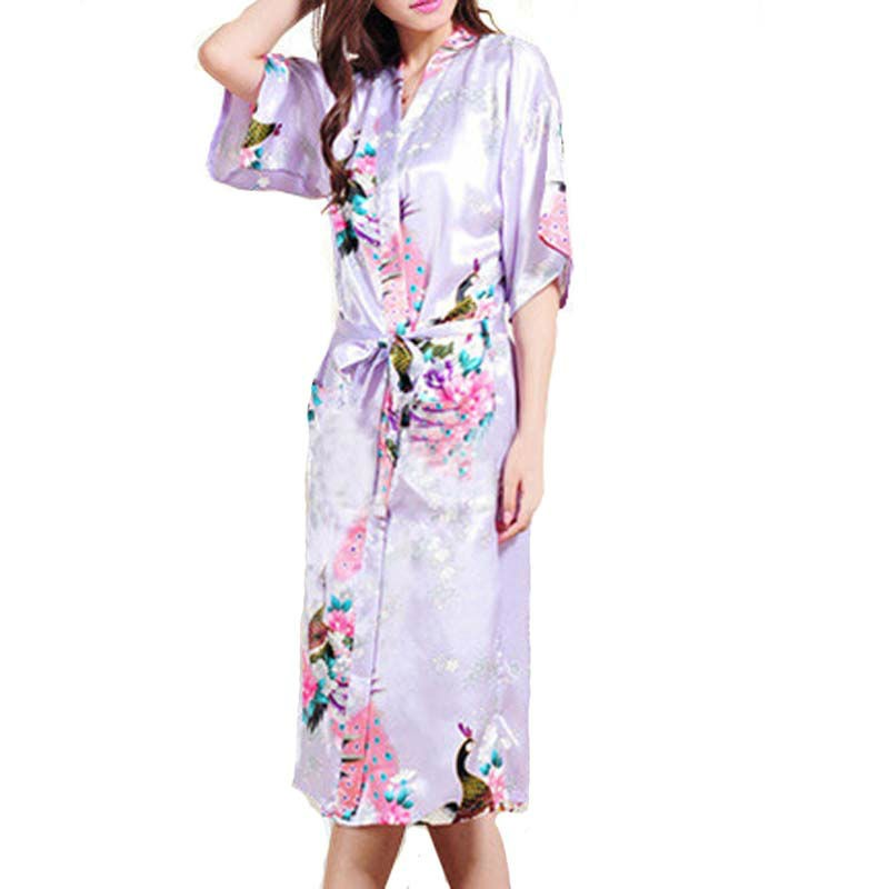 Womens Floral Casual Nightgowns