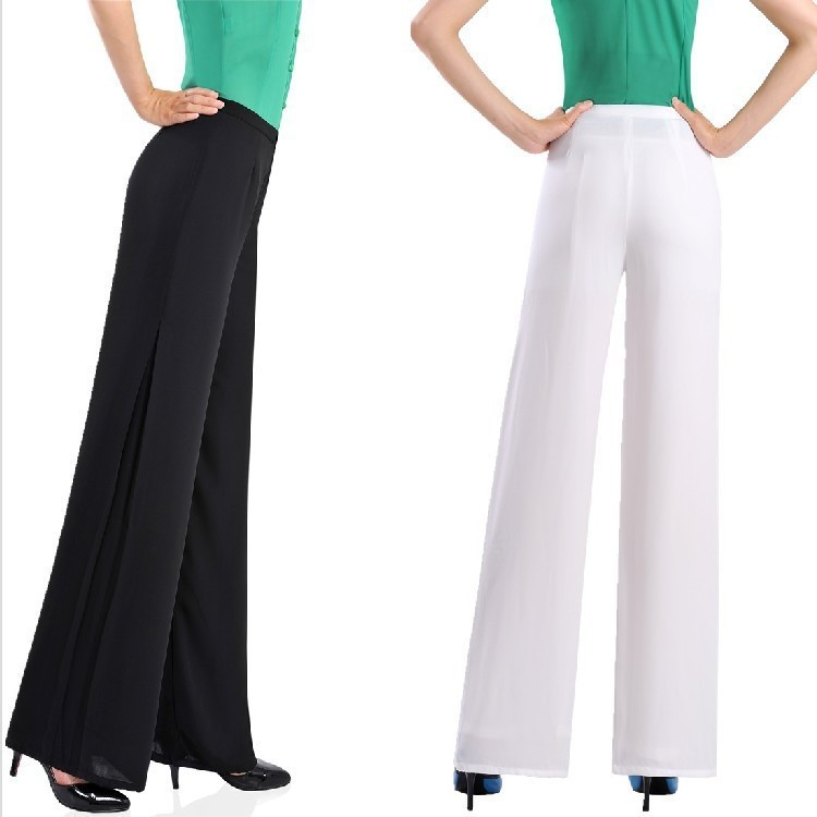 Womens New Fashion Bell-Bottom Trousers