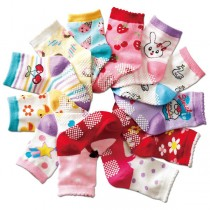 100% Cotton Multi Cartoon Pattern Boy Socks