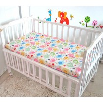 100% Cotton Newborn Baby Soft Bed Sheets