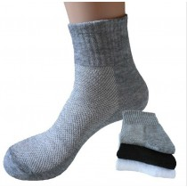 Ankle Elastic Cotton Blend Women Socks