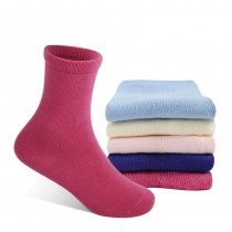 Anti Slip Winter Warm Girls Fashion Socks