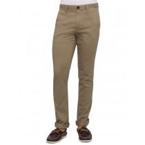 Beige Colored Classic Casual Trouser