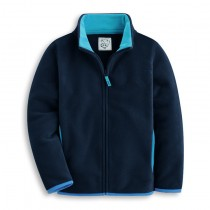 Boys Casual Outerwear Polar Fleece Jackets