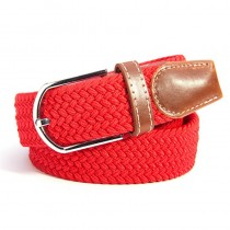 Canvas Plain Webbing Metal Buckle Belts