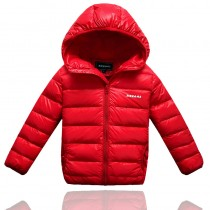 Casual Children Winter Outerwear Jackets