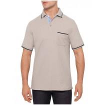 Clay Short Sleeve Polo Tshirt