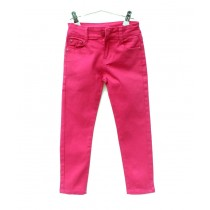 Cotton Pencil Long Fashion Girl Trousers
