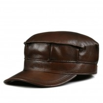 Durable Leather Adjustable Baseball Caps