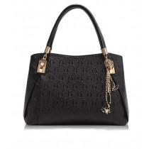Elegant Women Fashion PU Leather Handbags 3 Pcs