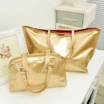 Fashionable Commuter Buckle Women Handbag