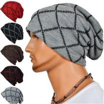 Fashionable Knitted Casual Solid Caps