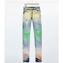 Fashionable Slim Womens Painter Jeans