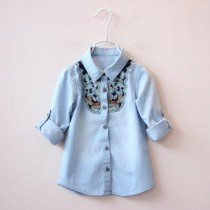 Girls New Fashion Formal Shirts