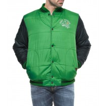 High Quality Green Jacket With Navy Sleeves