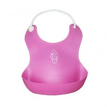 High Quality Silicone Infant Baby Lunch Bibs