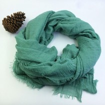 High Quality Women Cotton Scarves