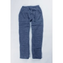 High Waisted Cotton Casual Girl Trousers