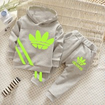Hoodie And Pant Baby Boy And Girl Tracksuits