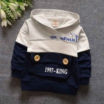 Infant Baby Boy Casual Winter Sweatshirts