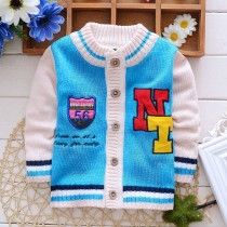 Infant Boys And Girls Cute Knitted Sweaters